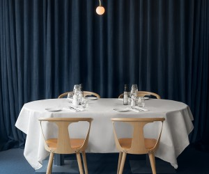 La Bocca Restaurant In Stockholm by Note Design Studio