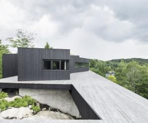 La Heronniere by Alain Carle Architecte