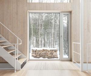 La Maison Haute by Atelier Pierre Thibault