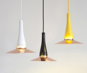 LaFlor Suspension Lamp by Nutcreatives for Lucirms