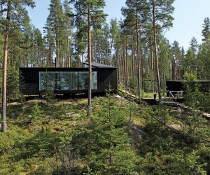 Lakeside House by Tuomas Toivonen  Now Office