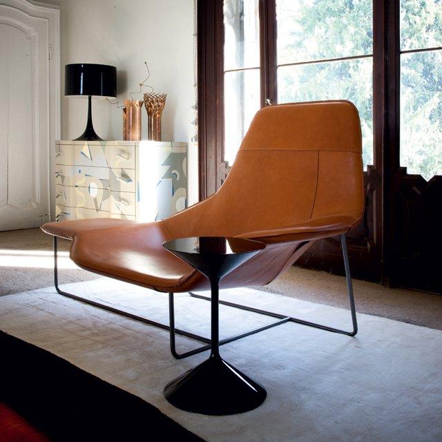 Lama Lounge Chair By Zanotta