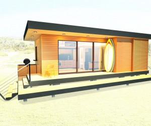 Lamboo - Bamboo BentoHomes Accessory Dwelling Unit