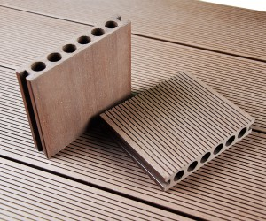 Lamboo Fusion Series Decking System