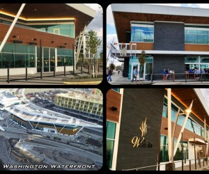 Lamboo Rainscreen Exterior Cladding Utilized for Vancouver, WA Waterfront