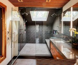 Lamboo Skyline Series Utilized in Master Bath Remodel
