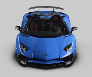 Lamborghini Aventador LP 570-4 SuperVeloce