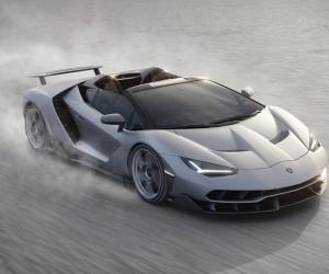 Lamborghini Centenario Roadster