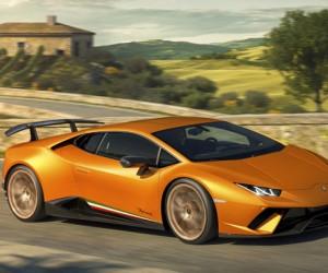 Lamborghini Huracn Performante