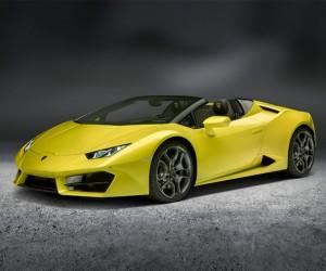 Lamborghini Huracn Rear-Wheel Drive Spyder