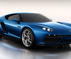Lamborghini reveals Asterion LPI 910-4 hybrid concept with 910 horsepower