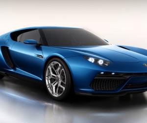 Lamborghini reveals Asterion LPI 910-4 hybrid concept with 910 horsepower