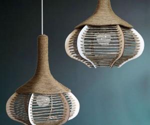 Lamps by Mariam Ayvazyan and Areg Siravyan