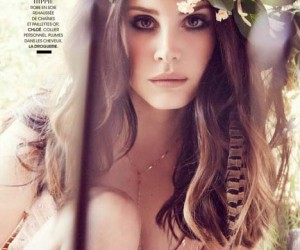 Lana Del Rey by James White for Madame Figaro