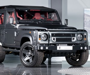 Land Rover Defender Flying Huntsman 110 WB 66