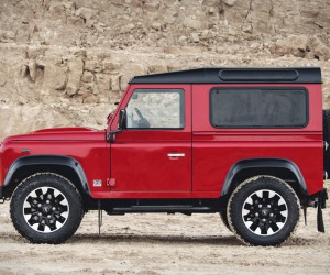 Land Rover Defender V8 70th Edition