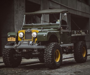 Land Rover Series One 107 UTE