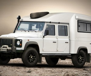 Land Rover Sherazee | Footloose