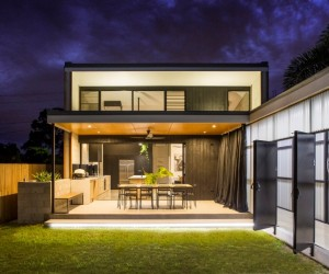 Laneway House by 9point9 Architects