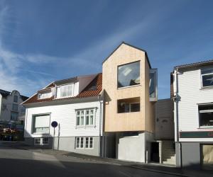 Langgata 13 by Austigard Arkitektur