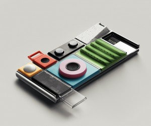 Lapka designs Helthcare Accessories for Google Project Ara