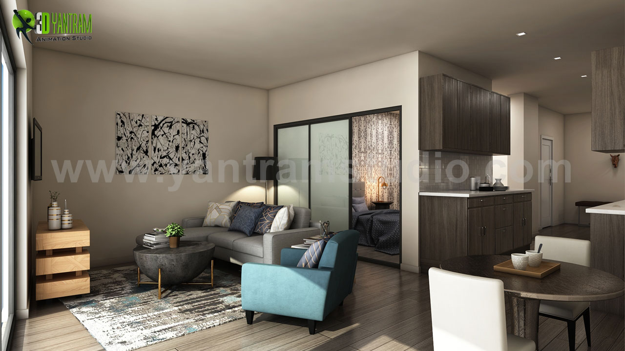 Latest Apartment with 3D Interior Modeling Ideas by ...