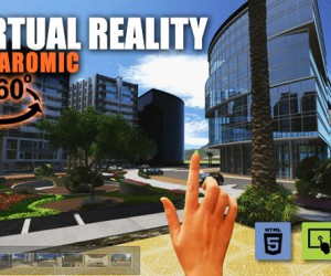 Latest Trend Marketing With 360 Virtual Reality Apps Web Based Application Atlanta