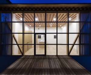 Lattice House by Tetsuo Yamaji Architects