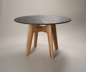 Lava Table by Peca