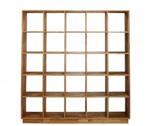LAXseries 5 X 5 Bookcase by MASHstudios