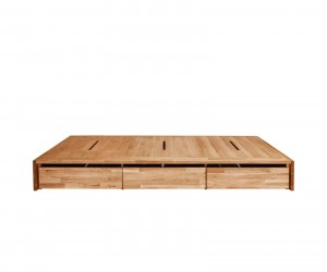 LAXseries Storage Bed  Twin by MASHstudios