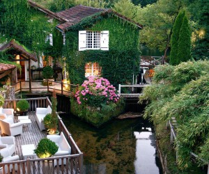 Le Moulin du Roc  Romantic French Hotel Dating from the Seventeenth Century