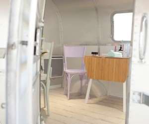 Le Nail Airstream Trailer