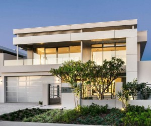 Leach St House: Delivering Cheerful Elegance with Urbane Sophistication