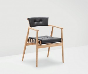 Leather Chair by H Furniture