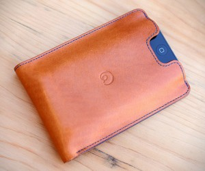 Leather iPhone 5 Wallets