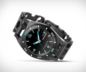 Leatherman Multi-Tool Watch