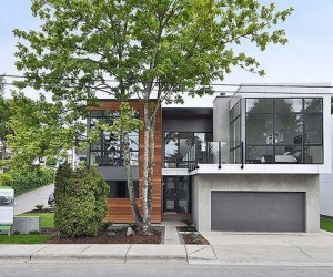 LEED Platinum Home: Beachaus by InHaus Development
