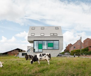 Leeuw House by NU architectuuratelier