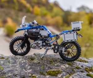 LEGO BMW R 120 GS Aventure