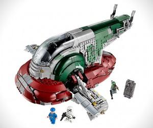 LEGO Boba Fett Slave I Kit