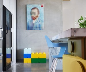 LEGO Interior by HAO Design