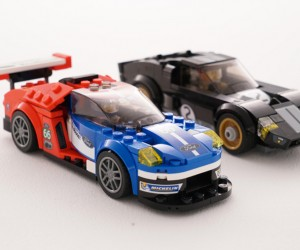 Lego Unveils the new Ford GT Speed Champions kit