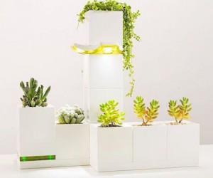LeGrow: Indoor Smart Garden