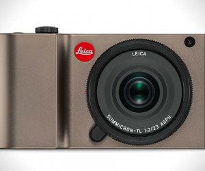 Leica has introduced the Leica TL Mirrorless Camera