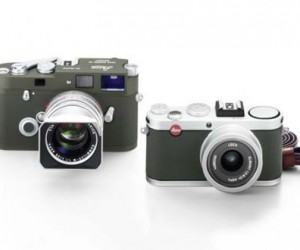 Leica MP and X2 Olive Limited Edition