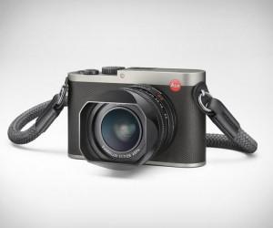 Leica Q Titanium Gray