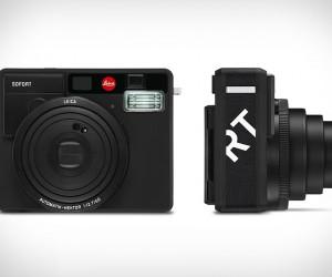 Leica Sofort Black Edition