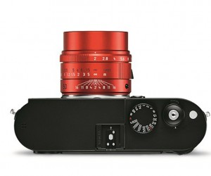 Leica Unveils Its First-Ever Red Lens