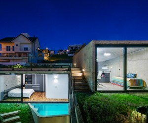 Lens House by Obra Arquitetos